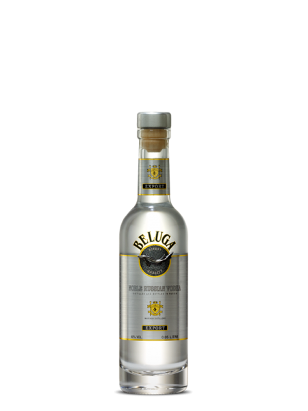 BELUGA Noble Russian Vodka 0,05 L